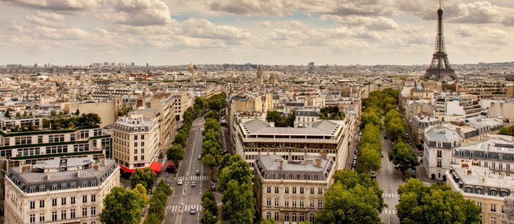 Paris Beautiful Landscapes of Paris