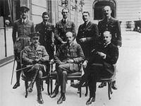 Paris Peace Conference, 1919 Paris Peace Conference 1919 New World Encyclopedia