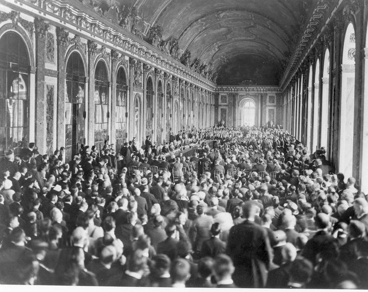 Paris Peace Conference, 1919 Paris Peace Conference a long prelude to appeasement
