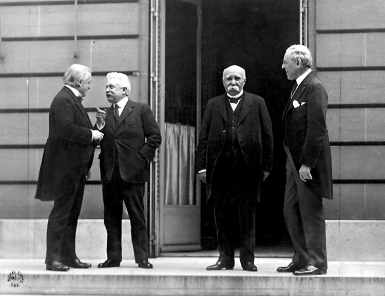 Paris Peace Conference, 1919 Paris Peace Conference 1919 Wikiwand