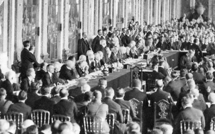 Paris Peace Conference, 1919 Paris Peace Conference 1919 and TE Lawrence