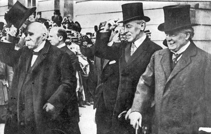 Paris Peace Conference, 1919 Paris Peace Conference History 12