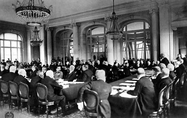 Paris Peace Conference, 1919 Paris Peace Conference
