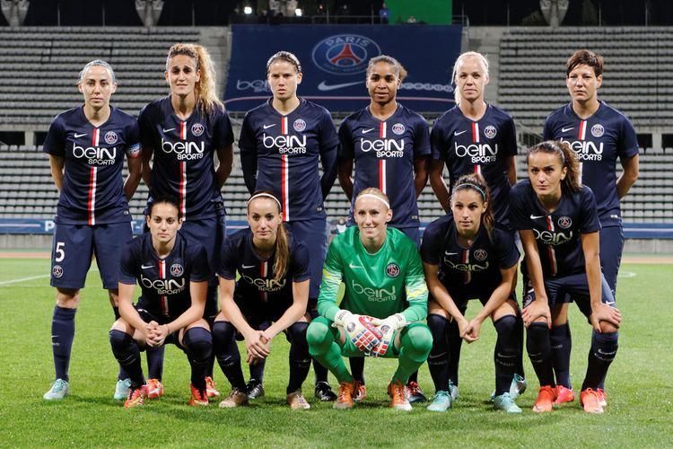 Paris Saint-Germain Féminines Paris SaintGermain Football Club fminines Wikiwand