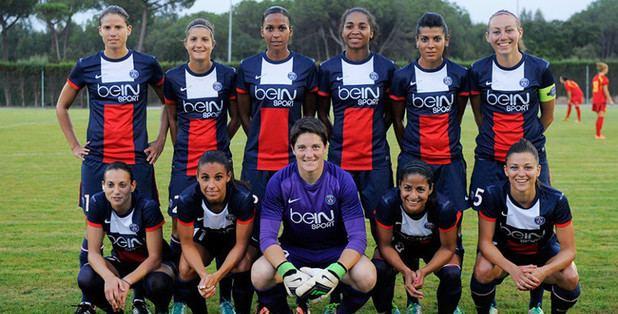Paris Saint-Germain Féminines Fminines La compo face l39Inter Milan Ladies First Cup PSGfr