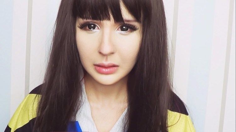 Park Bom Park Bom makeup tutorial by Anastasiya Shpagina YouTube