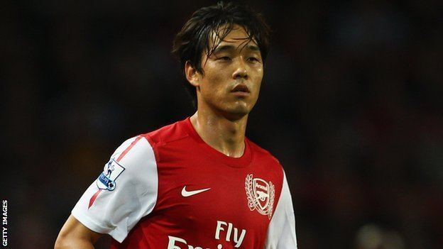 Park Chu-young BBC Sport Park ChuYoung makes loan move to Celta Vigo