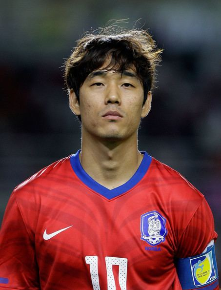 Park Chu-young South Korea v Lebanon 2014 FIFA World Cup Asian