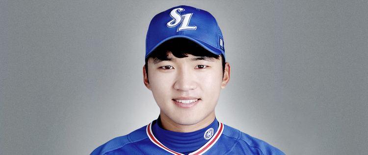 Park Hae-min wwwsamsunglionscomuploadplayerA0054playerim