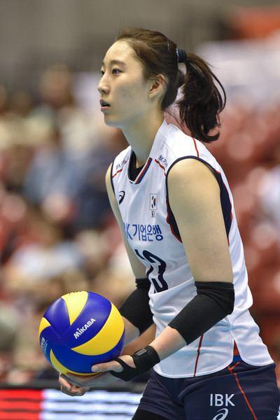 Park Jeong-ah (volleyball) JeongAh Park Photos Photos South Korea v Thailand Womens World