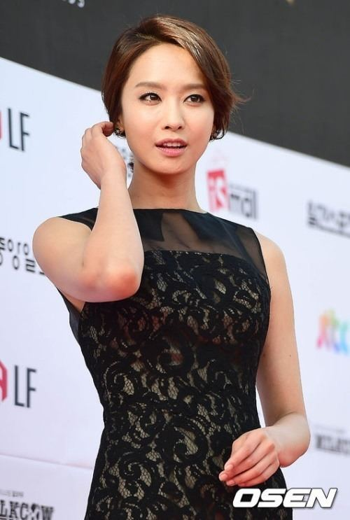 Park Jung-ah Park Jungah in 39serious39 relationship with progolfer