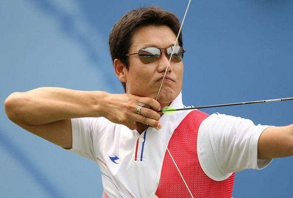 Park Kyung-mo www2picturesgizimbiocomOlympicsDay3Archery