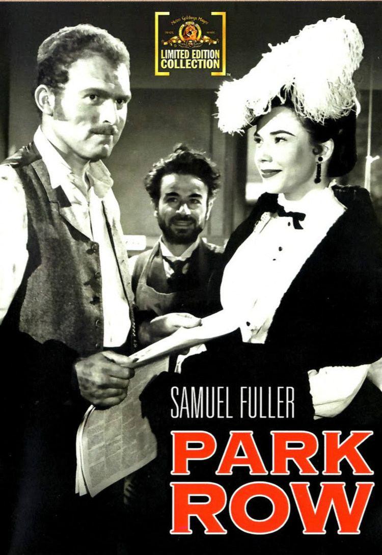 Park Row (film) Critique Violences Park Row un film de Samuel Fuller critikatcom
