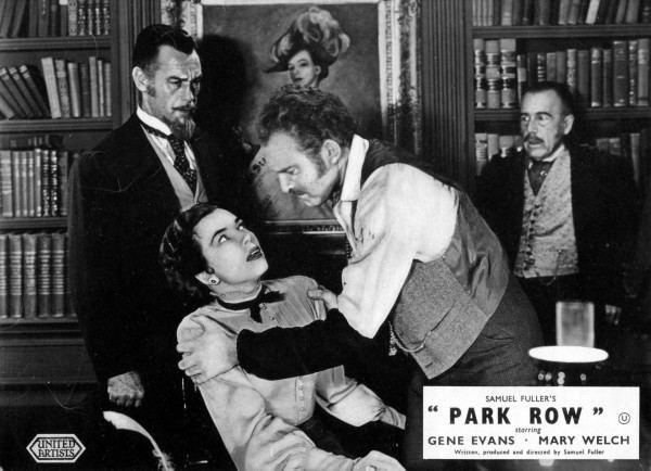 Park Row (film) Park Row film Alchetron The Free Social Encyclopedia