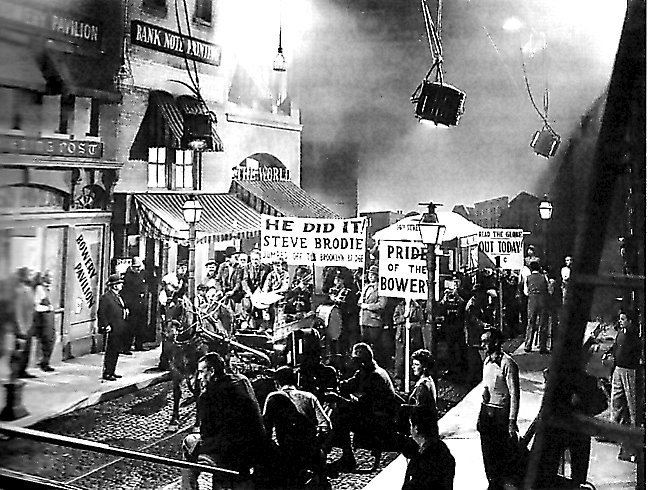 Park Row (film) KINOGLAZORAMA Stay true to facts Samuel Fullers Park Row 1952