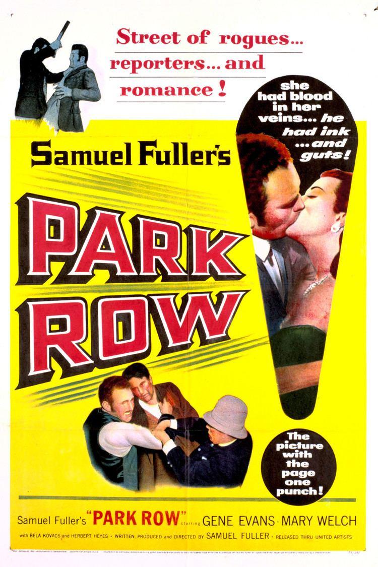 Park Row (film) wwwgstaticcomtvthumbmovieposters45864p45864