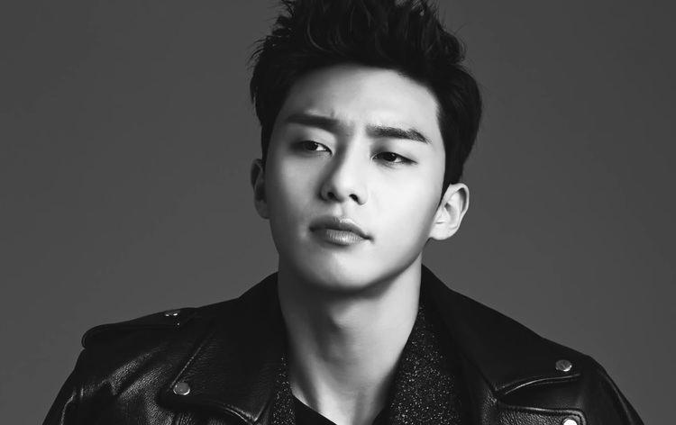 Park Seo-joon Park Seo Joon Black Sesame39d