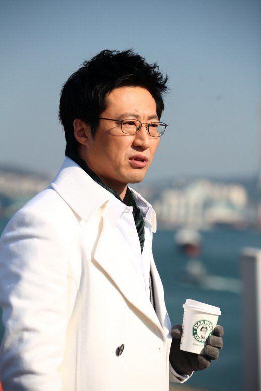 Park Shin-yang Park Shinyang quotStar Park39s Coffeequot HanCinema The