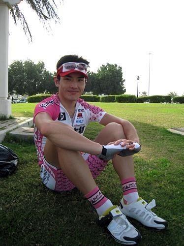 Park Sung-baek Asia39s best battles stars of Qatar Cyclingnewscom