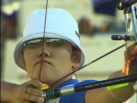 Park Sung-hyun South Korea39s Park SungHyun Wins Amazing Archery Gold