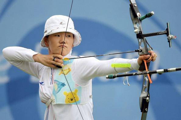 Park Sung-hyun Park Sung Hyun Photos Olympics Day 6 Archery Zimbio