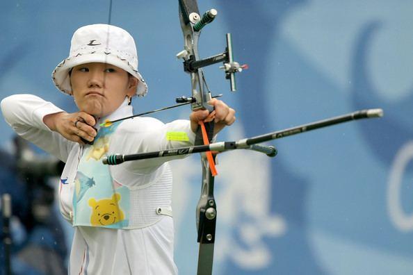 Park Sung-hyun Park Sung Hyun Pictures Olympics Day 6 Archery Zimbio
