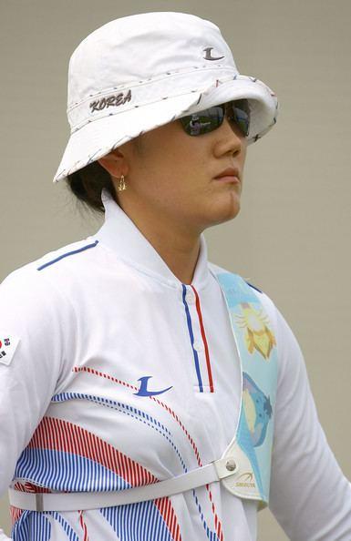 Park Sung-hyun Park Sung Hyun Photos Olympics Day 1 Archery Zimbio