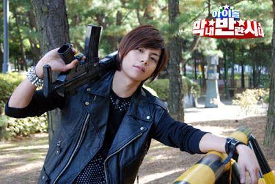 Park Yun-hwa Creative Nurse Park Yoon Hwa is a Vocalist of Korean Boyband TMax