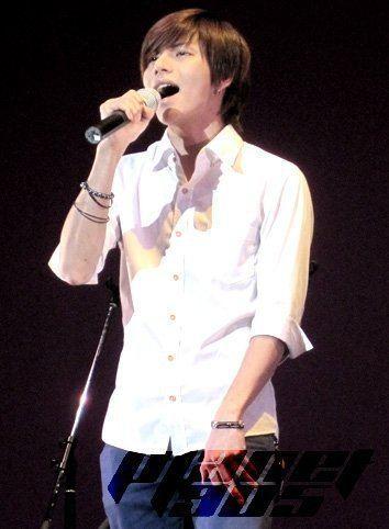 Park Yun-hwa YURI site TMAX profile