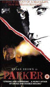 Parker (1984 film) movie poster