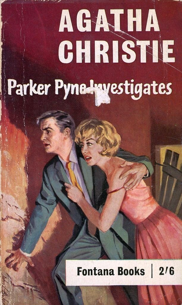 Parker Pyne Agatha Christie Blogathon Day 3 Parker Pyne Investigates 1934