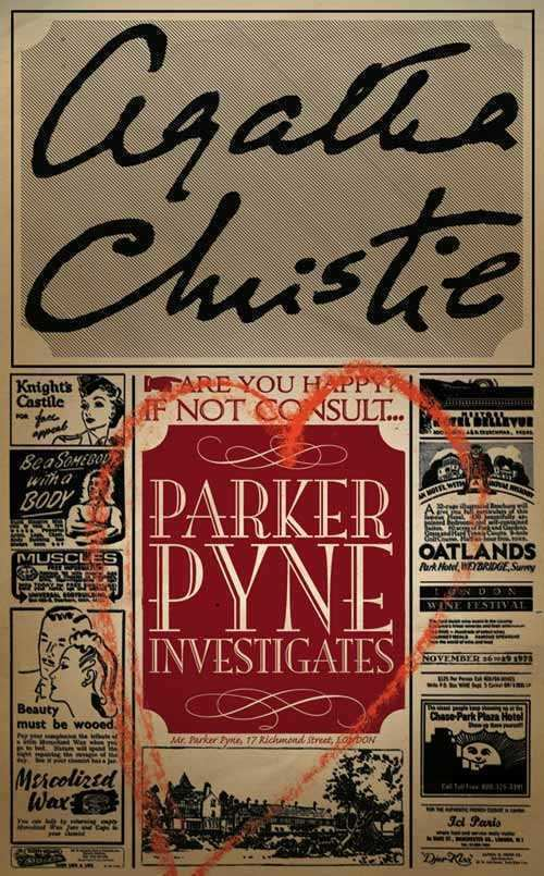 Parker Pyne Parker Pyne Characters Agatha Christie
