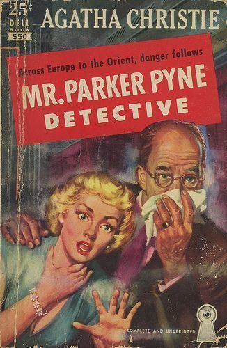 Parker Pyne Mr Parker Pyne Detective by Agatha Christie quotAre you happy If not
