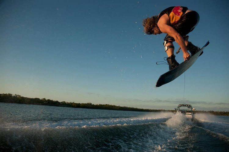 Parks Bonifay Red Bull High Performance Wake Camp 2011 Photo Red Bull