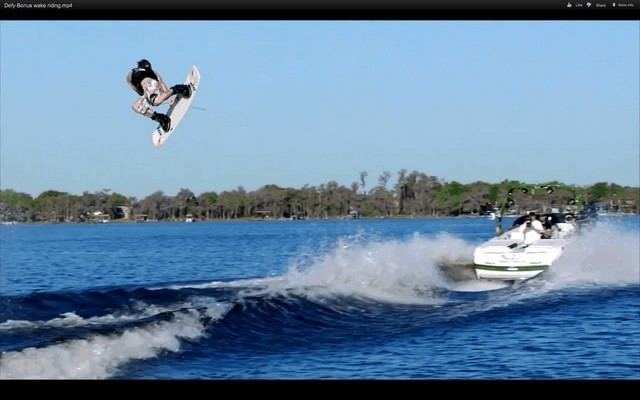 Parks Bonifay Ballin39 on a Budget DEFY Wakeboarding Teaser Featuring