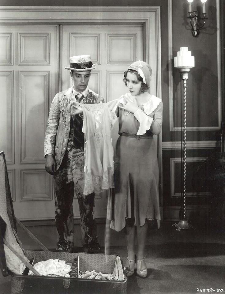 Parlor, Bedroom and Bath Buster Se Marie Parlor Bedroom and Bath Buster Keaton in Parlor