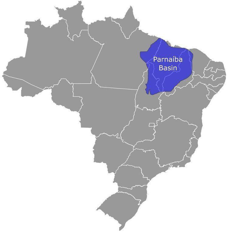 Parnaiba in the past, History of Parnaiba