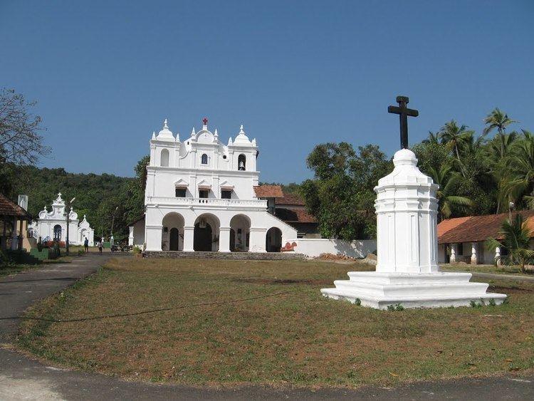 Parra, Goa Panoramio Photo of Church of St Anne Parra Bardez Goa India