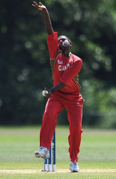 Parth Desai Photos Photos Canada v Kenya ICC World Cricket