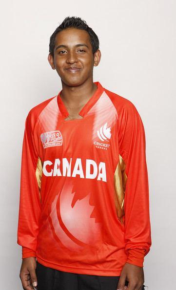 Parth Desai Photos Photos Canada Headshots ICC U19 Cricket World