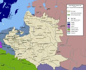 Partitions of Poland Russian Partition Wikipedia