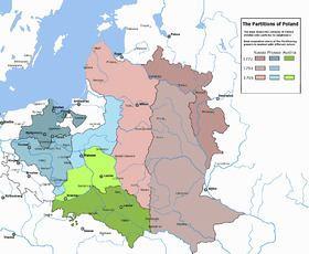 Partitions of Poland Partitions of Poland Wikipedia