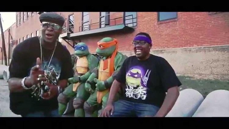 Partners in Kryme Rock The Halfshellquot Teenage Mutant Ninja Turtles TMNT OFFICIAL