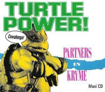 Partners in Kryme Turtle Power Wikipedia