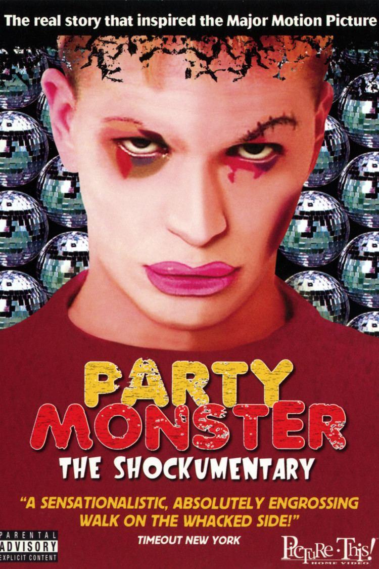 Party Monster: The Shockumentary wwwgstaticcomtvthumbdvdboxart63343p63343d