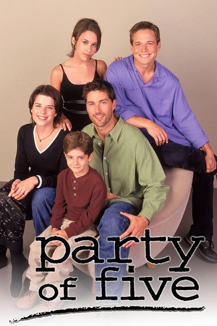 Party of Five wwwgstaticcomtvthumbtvbanners183988p183988