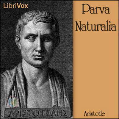 Parva Naturalia wwwloyalbookscomimagedetailParvaNaturaliajpg