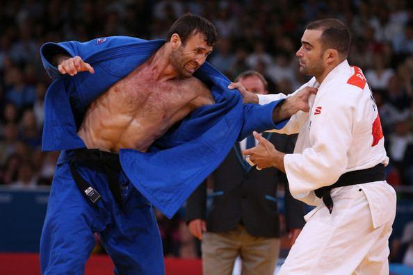 Parviz Sobirov Roberto Meloni and Parviz Sobirov Photos Photos Olympics Day 5
