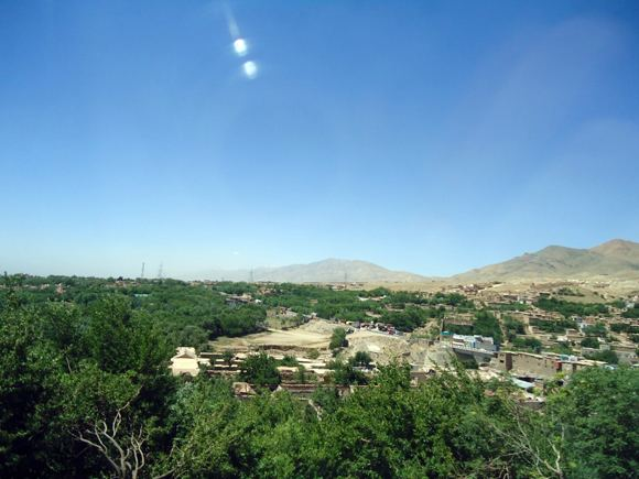 Parwan Province Beautiful Landscapes of Parwan Province
