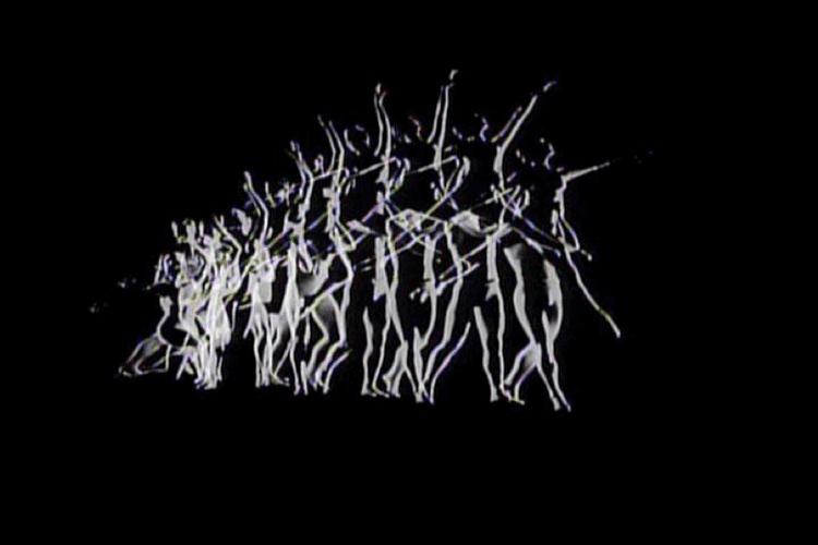 Pas de deux (film) A Reflection On Norman McLaren George Balanchine And Absolute